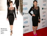 Nina Dobrev In Monique Lhuillier - 'The Ripple Effect' Charity Dinner