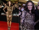 Paula Patton In Dolce & Gabbana - 'Mission: Impossible - Ghost Protocol' Seoul Premiere