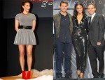 "Paula Patton In Azzaro - ""Mission: Impossible - Ghost Protocol"" Tokyo Photocall & Premiere"
