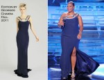 Queen Latifah In Edition by Georges Chakra - VH1 Divas Celebrates Soul
