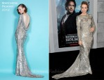 Rachel McAdams In Marchesa - 'Sherlock Holmes: A Game of Shadows' LA Premiere
