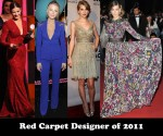 Red Carpet Designer of 2011 & Couturier of 2011 - Elie Saab
