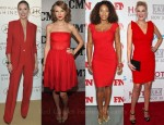 Red Carpet Trend: Ladies In Red