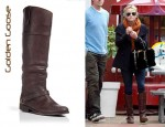 Reese Witherspoon's Golden Goose Charlye Vintage Leather Boots