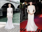 Rooney Mara In Givenchy Couture - 'The Girl With The Dragon Tattoo' World Premiere