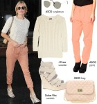Steal Her Style: Sienna Miller's Blush Tones