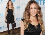Sarah Jessica Parker In Vintage - Brain Trauma Foundation 2011 Gala