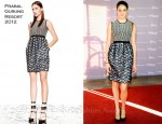 Shailene Woodley In Prabal Gurung - The Hollywood Reporter's Annual 'Power 100: Women In Entertainment Breakfast