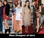 Shoe Designer of 2011 - Brian Atwood