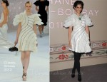 Sonam Kapoor In Chanel - Chanel Paris-Bombay Pre-Fall 2012 Show