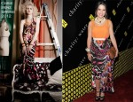 Sophia Bush In Chris Benz - 6th Annual Charity: Ball Benefiting charity:water
