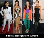Special Recognition Award - Camilla Belle