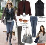 Steal Her Style: Emma Roberts' Boucle Sleeves