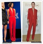 Who Wore Michael Kors Better? Zoe Saldana or Heidi Klum