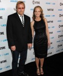 Helen Hunt In Edition by Georges Chakra - 'House of Lies' Premiere
