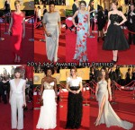 Who Was Your Best Dressed At The 2012 SAG Awards?