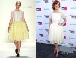 Ahna O'Reilly In Honor - 2012 Critics' Choice Awards