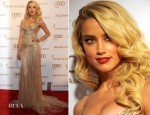 Amber Heard In Donna Karan - 2012 Art Of Elysium Heaven Gala