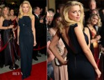 Amber Heard In Roland Mouret - 2012 Directors Guild Of America Awards