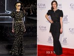 Anna Mouglalis In Chanel Couture - 10th Annual GEM Awards