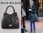 Ashley Benson's Marc by Marc Jacobs Classic Q Francesca Tote
