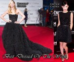 Best Dressed Of The Week - Doutzen Kroes In Giambattista Valli & Rooney Mara In Louis Vuitton