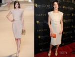 Berenice Bejo In Elie Saab - BAFTA Awards Season Tea Party