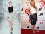 Blake Lively In Jason Wu & Jason Wu for Target - Jason Wu For Target Launch