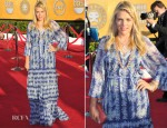 Busy Phillips In SIMONE by Katie Nehra - 2012 SAG Awards