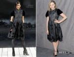 Chloe Moretz In Chanel - 2012 Critics' Choice Awards