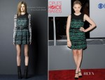 Chloe Moretz In Proenza Schouler - 2012 People's Choice Awards
