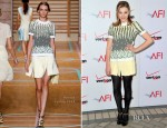 Chloe Moretz In Versus – 2012 AFI Awards