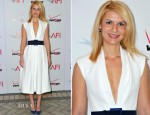 Claire Danes In Donna Karan – 2012 AFI Awards