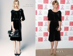 Clemence Poesy In Nina Ricci - Sidaction Gala Dinner 2012