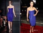 Cobie Smulders In Reem Acra - 2012 People's Choice Awards