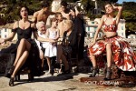 Dolce & Gabbana's Spring 2012 Ad Campaign
