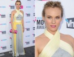 Diane Kruger In Prada - 2012 Critics' Choice Awards