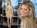 Elizabeth Banks In Emilio Pucci - 'Man On A Ledge' LA Premiere