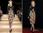 Elizabeth Olsen In Proenza Schouler - 37th Annual Los Angeles Film Critics Association Awards