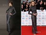 Elle MacPherson In Tom Ford - 2012 National Television Awards