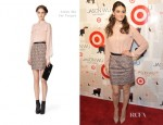 Emmy Rossum In Jason Wu for Target - Jason Wu For Target Launch Party