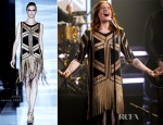 Florence Welch In Gucci - 'Dick Clark's New Year's Rockin Eve'