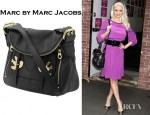Holly Madison's Marc by Marc Jacobs Petal to the Metal Natasha Bag