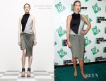 Ivanka Trump In Alexander Wang - 2012 Good Awards