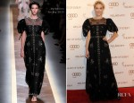 Jaime King In Valentino - 2012 Art of Elysium Heaven Gala