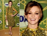 Jayma Mays in Burberry Prorsum – FOX All-Star Party