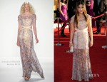 Jenna Ushkowitz In Rebecca Minkoff - 2012 SAG Awards