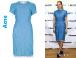 Jennifer Morrison's Acne Lucille Dress