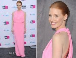 Jessica Chastain In Balenciaga – 2012 Critics' Choice Awards