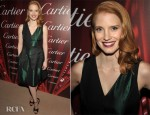 Jessica Chastain In Prabal Gurung – 2012 Palm Springs Film Festival Awards Gala